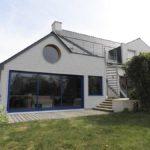 Extension d'une maison d'habitation à Sarzeau, dans le Morbihan