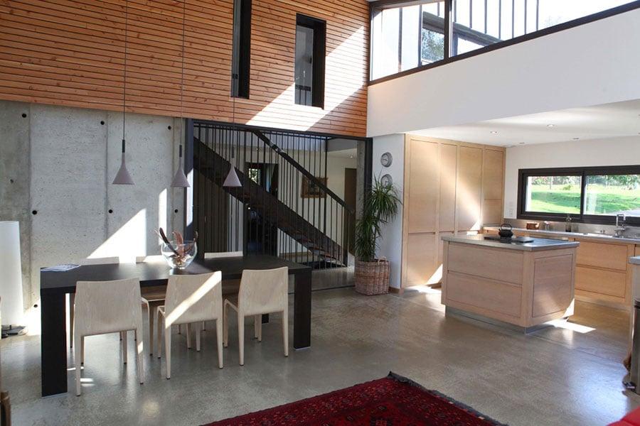 Construction architecte intérieur Bretagne