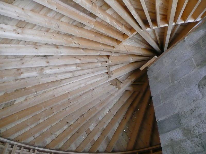 Construction charpente bois Golfe du Morbihan