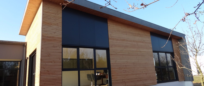 Constructeur Maison Ossature Bois 76 accueil | maison de bois